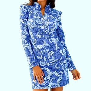 Lilly Pulitzer UPF 50+ Skipper Ruffle Dress
